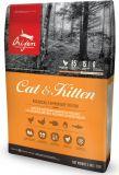 ORIJEN CAT & KITTEN биологический сухой корм холистик для кошек для котят всех пород и возрастов