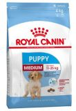 Royal Canin (Роял Канин) Medium Puppy сухой корм для щенков средних медиум пород