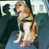 Автомобильная шлея безопасности для собак (нейлон) Trixie TX-129