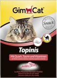 GimCat TOPINIS витаминные мышки с творогом и таурином 190 шт.