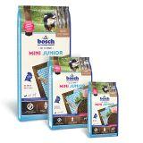 Bosch Junior Mini High Premium Сухой корм Бош Юниор Мини для щенков мелких мини пород