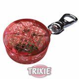Флеш-брелок светящийся красный для собак и кошек Trixie TX-13441