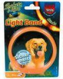 Светящийся ошейник для собак Trixie TX-1339