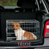 Клетка хромированная переносная для собак Trixie TX-392