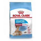 Royal Canin (Роял Канин) Medium Starter сухой корм для щенков средних медиум пород до 2-х месячного возраста и беременных собак