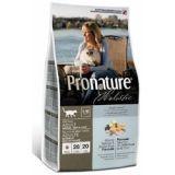 Pronature Holistic Атлантический лосось с коричневым рисом сухой корм холистик для взрослых кошек