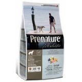 Pronature Holistic Атлантический лосось и коричневый рис сухой корм олистик для взрослых собак