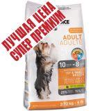 1st Choice (Фест Чойс) Adult Mini and Small breed - сухой корм для взрослых собак мини и мелких пород