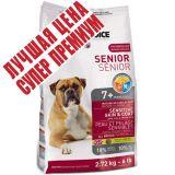 1st Choice (Фест Чойс) Senior All breed - сухой корм для пожилых собак всех пород старше 7 лет (ягненок и рыба)