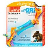 Petstages mini ORKA Chew - трубка с канатиком, pt133