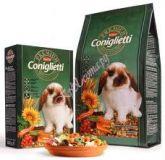 Padovan Coniglietti Premium - корм для кроликов с кокцидиостатом