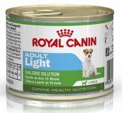 Консерва Роял Канин (Royal Canin) Adult Light влажный корм консерва для взрослых собак мини пород