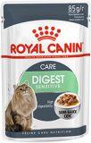 Royal Canin Digest Sensitive влажный корм консерва для кошек от 1 года с чувствительным пищеварением (пауч)