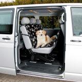 Авто подстилка для собак на заднее сидение Trixie 13234