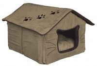 Мягкий домик для кошек и собак Hilla Trixie 36334
