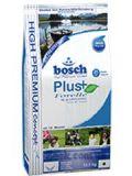 Bosch PLUS Forelle & Kartoffel High Premium Concept Plus Сухой беззерновой корм Бош Плюс форель с картофелем для взрослых собак всех пород