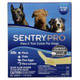 Сентри Про (Sentry Pro) - ошейник для собак от блох, клещей, яиц и личинок блох - 6 месяцев защиты