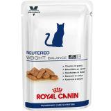 Royal Canin Neutered Weight Balance для котов и кошек с момента стерилизации и до 7 лет, склонных к избыточному весу