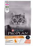 Pro Plan (ПроПлан) Elegant Adult OPTIDerma Plus сухой супер премиум корм с лососем для взрослых кошек с чувствительной кожей