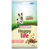 Happy Life Adult Mini Lamb сухой премиум корм  с ягненком для собак мини пород