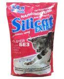 Силикагелевый наполнитель для кошачьего туалета Silicat Extra, 5 л