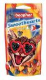 Витамины Беафар Свит Харц - лакомство в виде сердечек для кошек