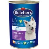 Butchers Natural Nutrition Lamb and Rice Консерва для собак с ягненком и рисом