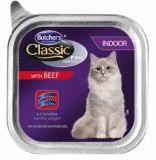 Butcher's PRO Classic INDOOR Бутчерс с говядиной, для стерилизованных/кастрированных кошек