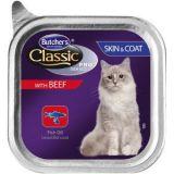 Butcher's PRO Classic SKIN & COAT Бутчерс с говядиной, для поддержания красоты и здоровья кожи и шерсти