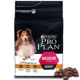 Purina Pro Plan (Пурина Про План) ADULT MEDIUM Optihealth Сухой корм с курицей для взрослых собак средних пород