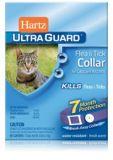Hartz (Харц) Ultra Guard Flea s Tick 90745 - шейник от блох и клещей для кошек и котят на 7 месяцев