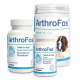 Dolfos ArthroFos® – АртроФос - витаминно-минеральный комплекс с глюкозамином и хондроитином для собак средних и крупных пород