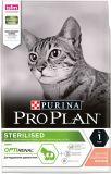Purina Pro Plan (Про План) After Care with Salmon сухой суперпремиум корм для взрослых стерилизованных кошек и кастрированных котов с лососем