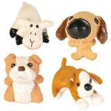 Мини игрушки латексные для собак и щенков Трикси 3514