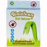 Tick Twister Uniclean (Тик Твистер) - приспособление для удаления клещей собакам и кошкам