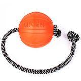 Collar LIKER Cord - Лайкер Корд - мячик игрушка для собак и щенков, диаметр 7 см, 6296