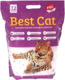 Best Cat Purple lawanda (Бест Кет) наполнитель силикагелевый для кошачьего туалета с лавандой