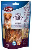 Лакомство для собак всех пород ломтики филе утки PREMIO Ducky Stripes Trixie Трикси 31537