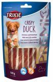 Лакомство для собак всех пород Crispy Duck утка Трикси 31705