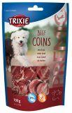 Лакомство для собак говядина PREMIO Beef Coins Трикси 31706
