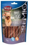 Лакомство для собак кролик Rabbit Sticks Трикси 31709