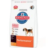 Hills (Хилс) Canine Adult Performance сухой супер премиум корм с курицей для взрослых активных собак