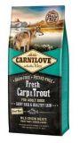 Carnilove Fresh Carp & Trout for Adult dogs сухой корм с карпом и форелью для взрослых собак