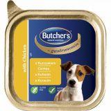 Butchers Gastronomia паштет Курица консервы для собак, 150 гр