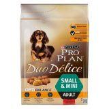 Purina Pro Plan (Пурина ПроПлан) Duo Delice Adult Small & Mini сухой корм с говядиной для взрослых собак мелких пород