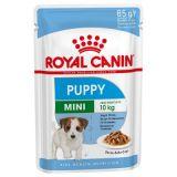 Royal Canin Puppy Mini (Пауч) Консервы в соусе для щенков малых пород