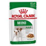 Royal Canin Adult Mini (Пауч) Консервы в соусе для собак малых пород