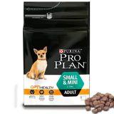 Purina Pro Plan (Пурина Про План) Small & Mini Adult Optihealth  сухой корм для взрослых собак мини и мелких пород с курицей