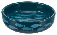 Миска керамическая для кошки  британской персидской пород Трикси 24803