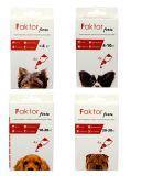 Капли Faktor forte для собак от блох, клещей, гельминтов